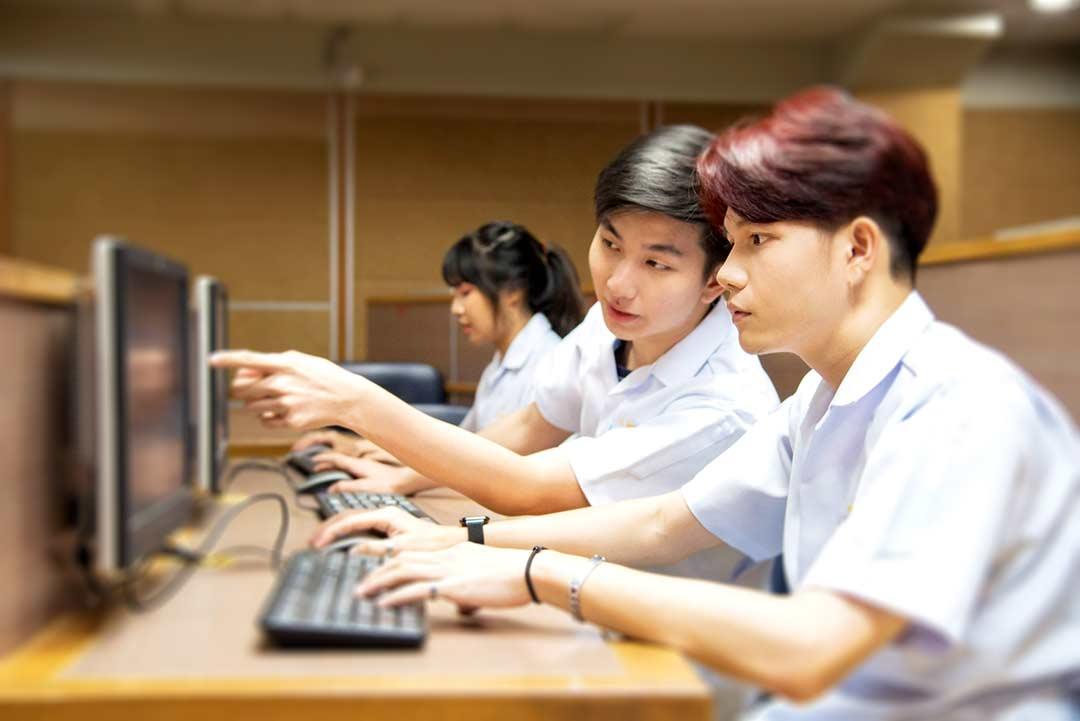 รับสมัครนักศึกษาใหม่คณะวิทยาศาสตร์ สาขาวิทยาการคอมพิวเตอร์